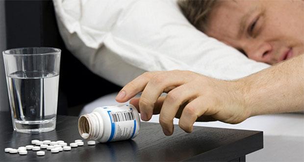 Sicherer Tod durch Schlaftabletten